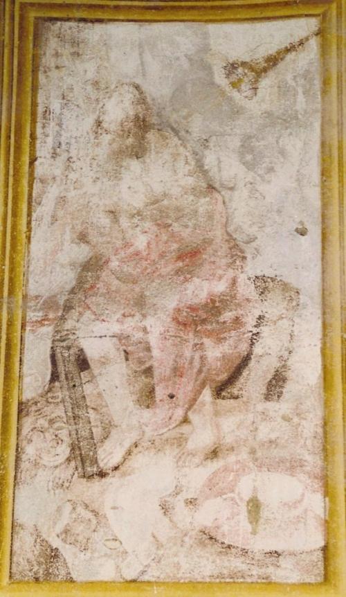 St Jérome avant restauration