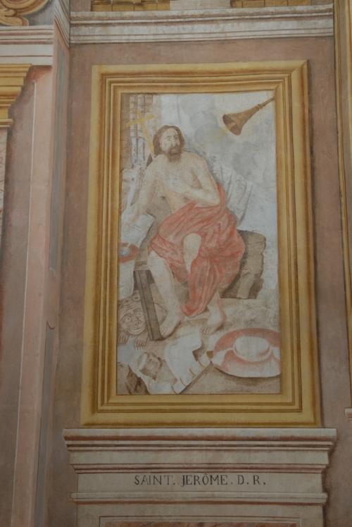 St Jerome après restauration